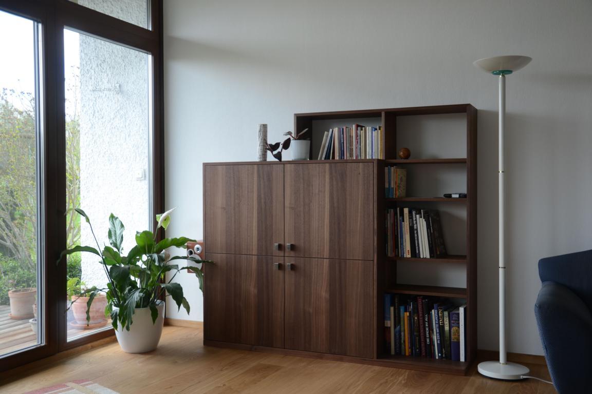 Wohnzimmer | Tischlerei Lindlbauer